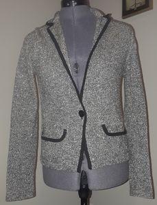 Light sparkley blazer/sweater